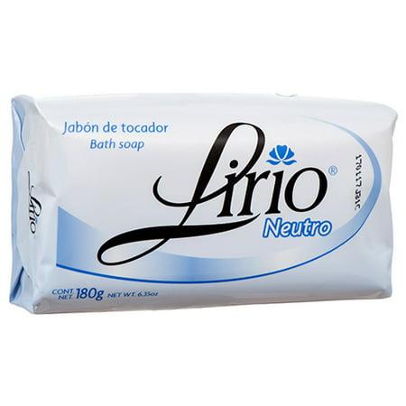 (Lirio daily use Titanium Dioxide Bar Soap for the Body)