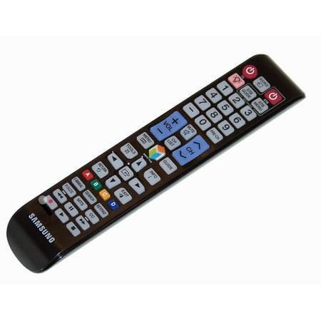 OEM Samsung Remote Control: UN55H6300, UN55H6300AF, UN55H6300AFXZA, UN55H6350, UN55H6350AF, UN55H6350AFXZA