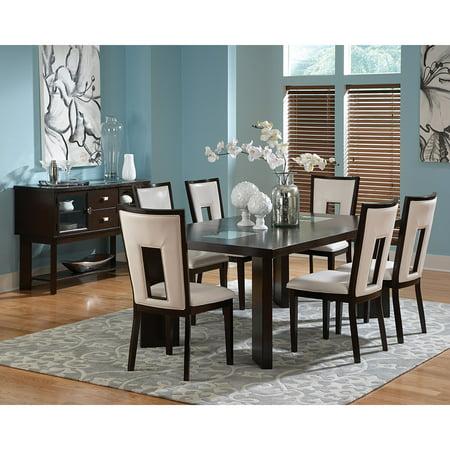 Broward Dining Table Espresso - Steve Silver