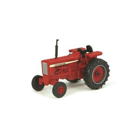 Tomy International 7446883 Case IH Vintage Tractor - Red ()