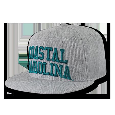 NCAA Coastal Carolina University Chanticleer Game Day Fitted Caps Hats