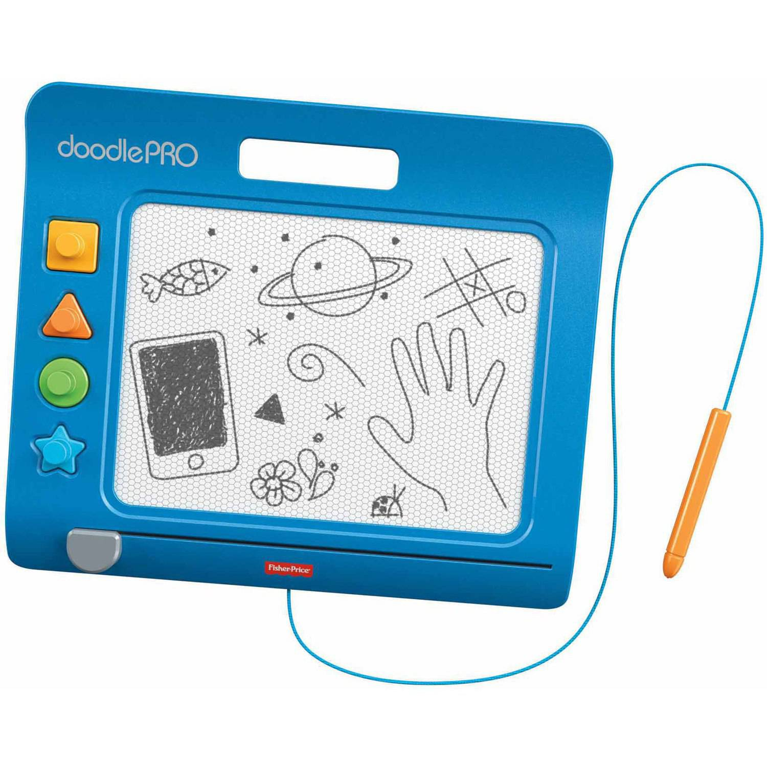Fisher Price Doodle Pro Slim, Blue by FISHER PRICE