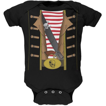 Pirate Costume Baby One Piece](Pirate Costume For Toddlers)