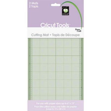Pcd Cricket - Cutting Pad 6 x 12, 6x12 cutting mats for original Cricut & Cricut Create By Cricut