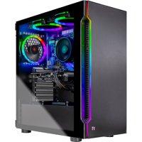 Skytech Gaming - Shadow Gaming Desktop - AMD Ryzen 5 3600 - 16GB Memory - NVIDIA GeForce RTX 2060 SUPER - 500GB SSD - Black ST-SHADOW-0053-BBY