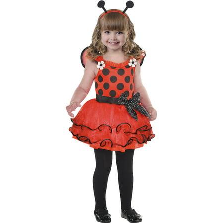 Infant Little Lady Bug Costumes, S - Lady Bug Infant Costume