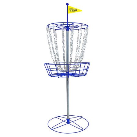 Wham-O PDGA Approved Official Frisbee Disc Golf Set with Blue Target (No Discs)](Frisbee Golf Set)