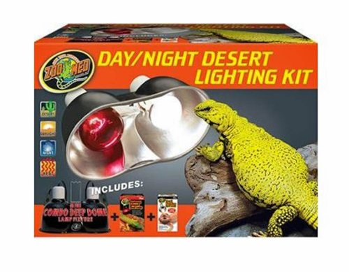 Day Night Desert Lighting Kit By Zoo Med by