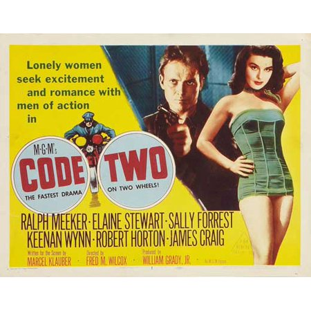 Code Two POSTER Movie Mini Promo - Go Minis Promo Code
