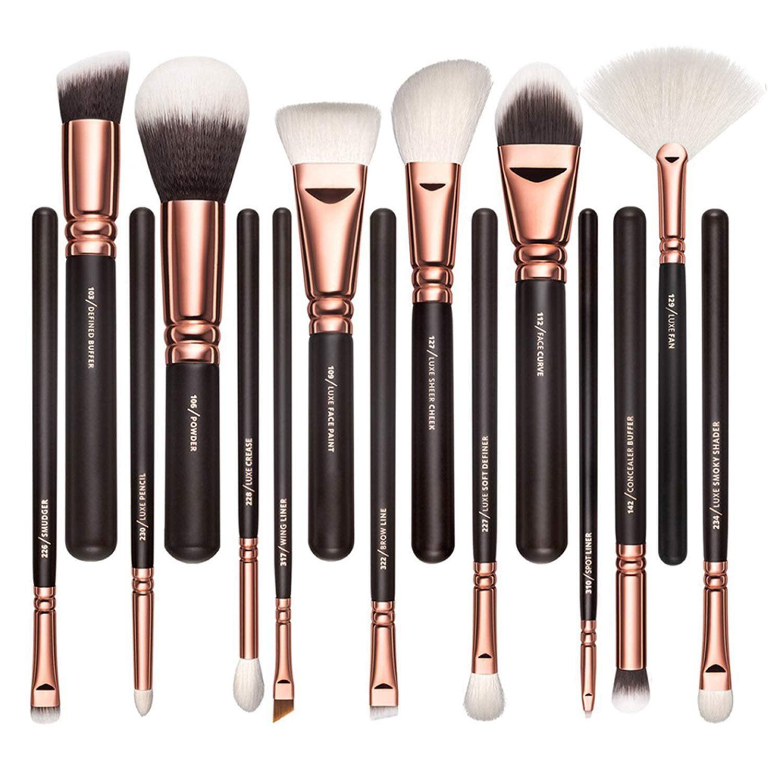 Professional Makeup Brush Kit 16 Piece