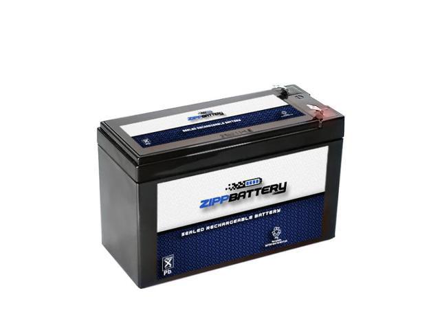 12V 8AH SLA Battery replaces WKA12-8F2 DJW12-8HD TPH12080 F2-2 Pack