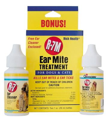 R-7M Ear Mite Treatment