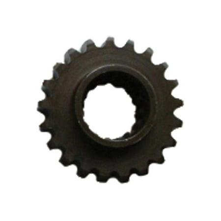 - Venom Products 351352-010 Hyvo Top Gear - 25T Sprocket, 15T Internal