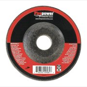 "Firepower 1423-3152 Depressed Center Grinding Wheel, Type 27, 4"" Diameter x 1/4"" Thick x 5/8"" Hubless Arbor"