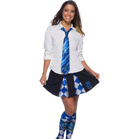 The Wizarding World Of Harry Potter Ravenclaw Tie Halloween Costume Accessory](Halloween Harry Potter Costume Tie)