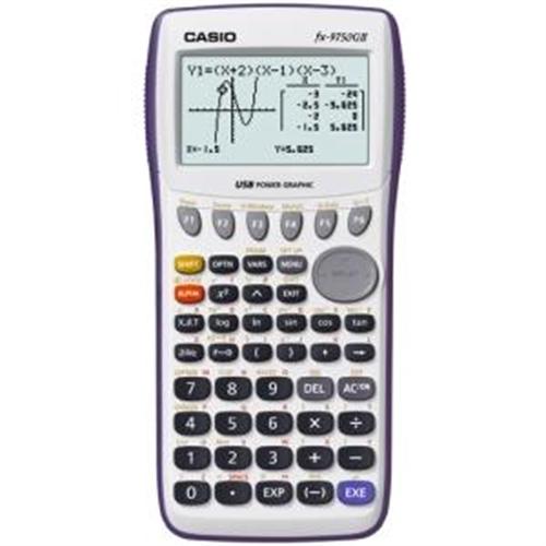 Casio Graphing Calculator FX-9750GII-IH