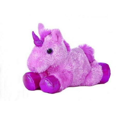 1 X Unicorn Pink Mini Flopsie 8
