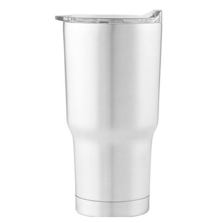 007 Stainless Steel Case - 16OZ DBL WALL STAINLESS STEEL MUG, Case of 24