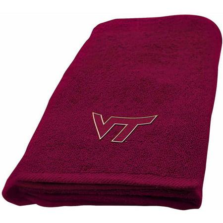 Ncaa Virginia Tech Hokies Towel (NCAA Virginia Tech Hand Towel, 1)