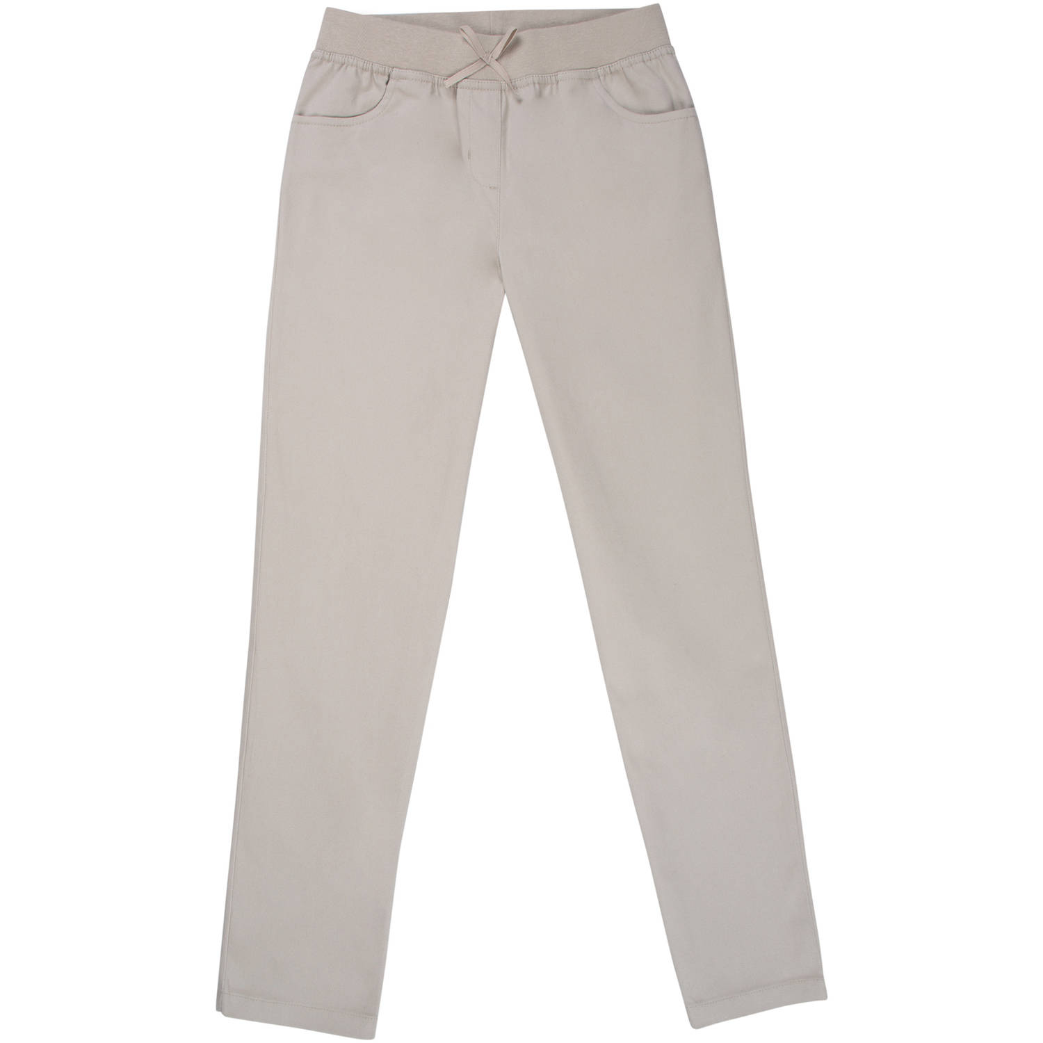 George Girls School Uniform Pull On Pants Walmartcom