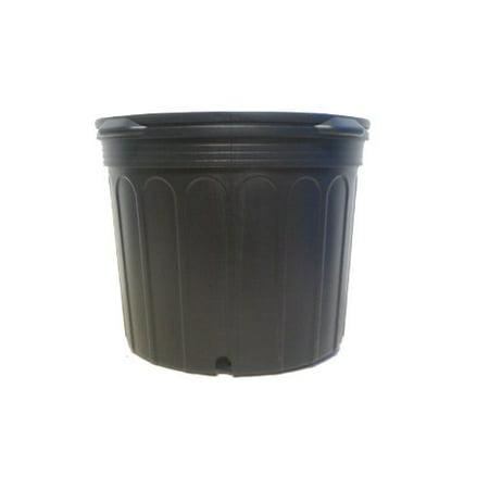 14 New Plastic Nursery 7 Gallon Trade Pot Actual Volume