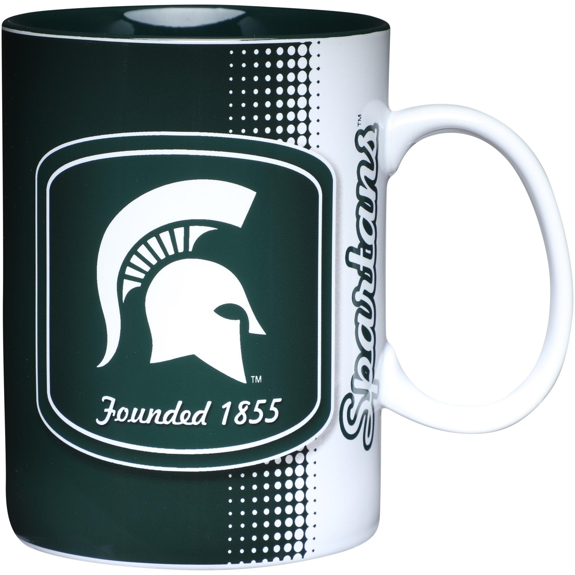19 NCAA Tennessee Volunteers 15 oz Ceramic Coffee Mug with Metallic Graphics