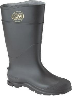Custom Leathercraft CLC Work Gear R23007 Black PVC Rain Boots