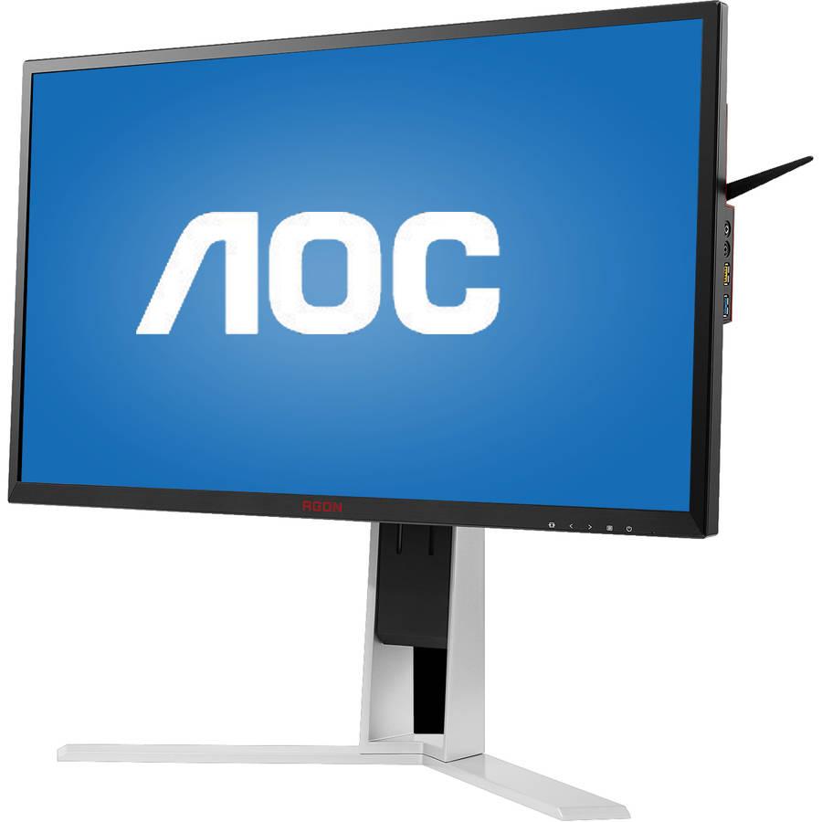 """AOC Monitor 27"""" AGON GAMING Gysnc QUAD 2560x1440 Res 144Hz 350 cd/m2 Brightness"""