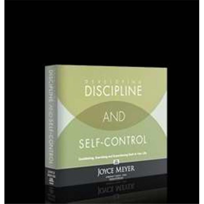 Joyce Meyer Ministries 905698 Disc Developing Discipline & Self Control by Joyce Meyer Ministries