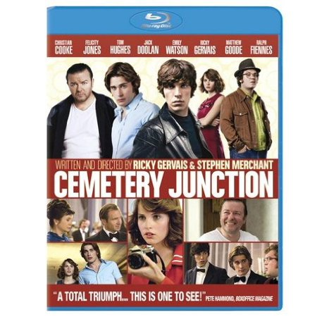 Cemetery Junction (Blu-ray) - Junction One Halloween 2017