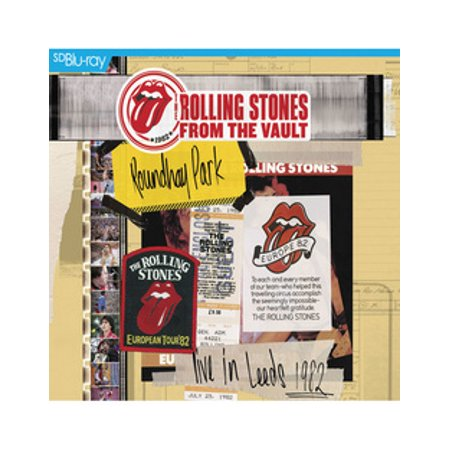 The Rolling Stones: From the Vault Live at Leeds 1982 (Blu-ray) (Halloween 3 1982 Online)