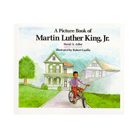 A Picture Book of Martin Luther King, Jr. by