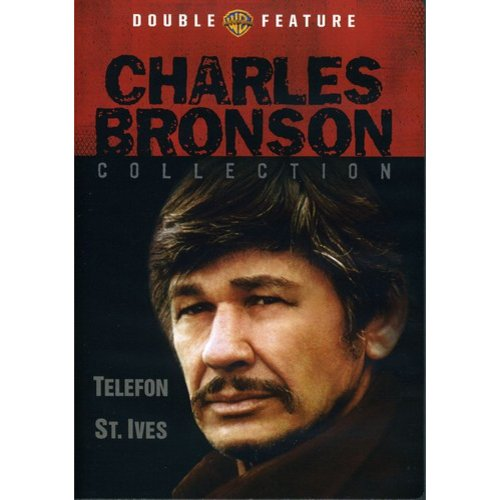 Charles Bronson Collection: Telefon / St. Ives Double Feature (Widescreen)