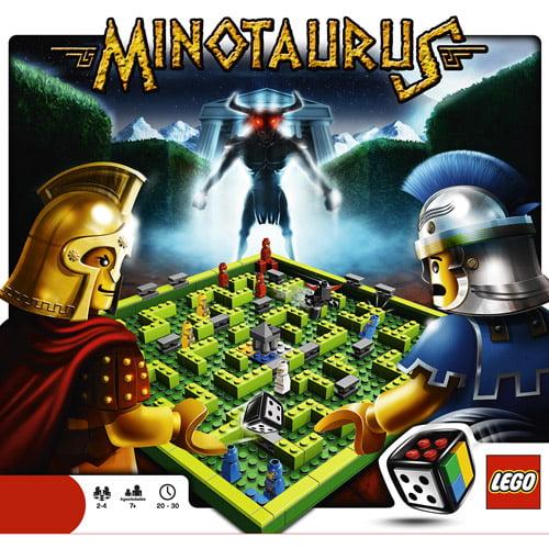Zyxel Lego Games, Minotaurus