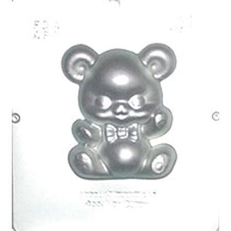 652 Large Teddy Bear Chocolate Candy Mold ()