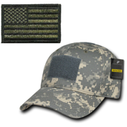 Ultimate Arms Gear Tactical Military ACU Army Digital Camo Camouflage Hat  Cap Ballcap Headwear Adjustable Hook 1ee92c5d1a34