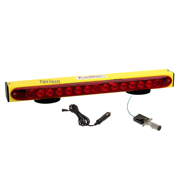 "22"" Towmate Wireless Tow Light Bar Yellow ""Sun light"" Lifetime Warranty TM22Y"