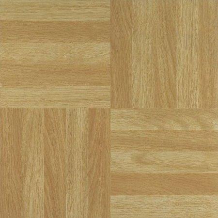 Park avenue collection nexus four finger square parquet 12 for 12 inch floor tile