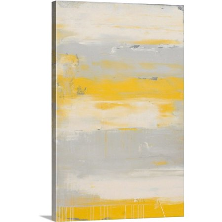 Great Big Canvas Erin Ashley Premium Thick Wrap Canvas Entitled Aspen Sky