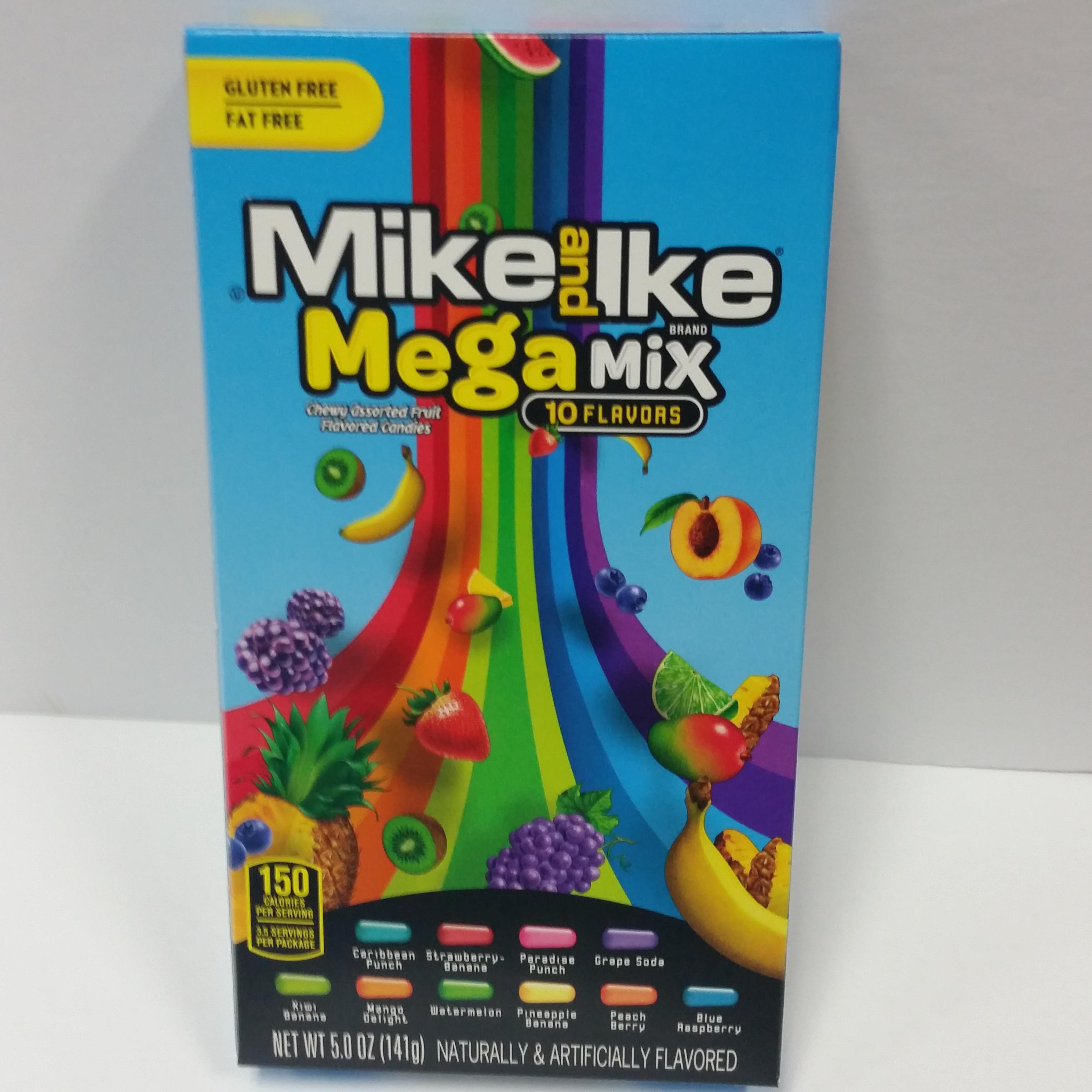 Mike And Ike Mike & Ike Megamix 10 Flv 5oz