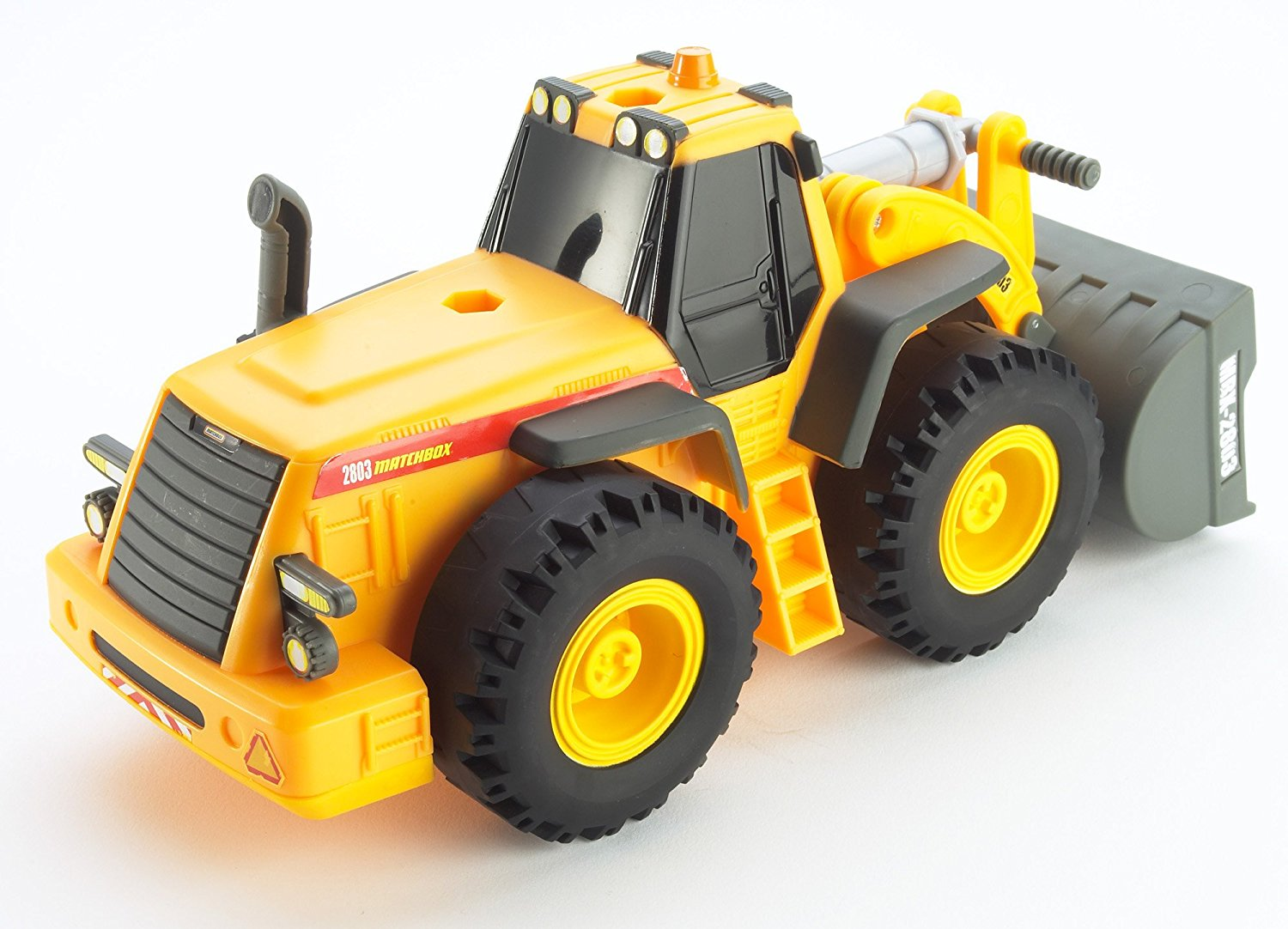 Matchbox Real Action Trucks Front Loader by