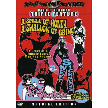 A Smell of Honey, A Swallow of Brine / A Sweet Sickness / The Brick Dollhouse ( (DVD))