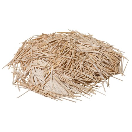 (6 Ea) Toothpicks 2500 Pieces Flat - image 1 de 1