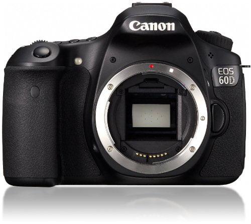 Canon EOS 60D 18 MP CMOS Digital SLR Camera (Body Only) - International Version