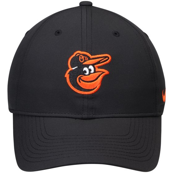 8d91f479 Baltimore Orioles Nike Legacy 91 Performance Adjustable Hat - Black - OSFA