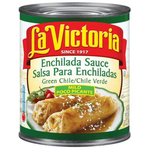 La Victoria Mild Green Chile Enchilada Sauce, 28 oz