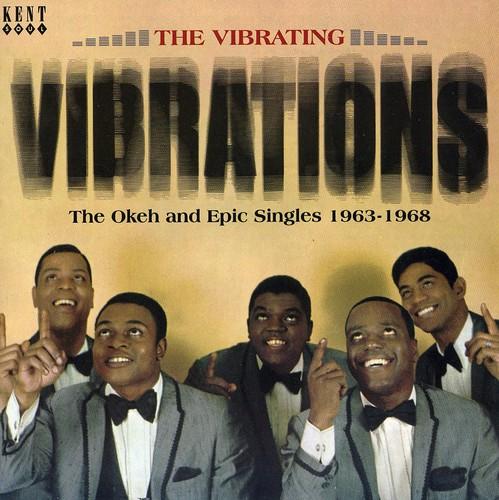 Vibrations - Vibrating Vibrations-Okeh & Epic Singles 1963-68 [CD]