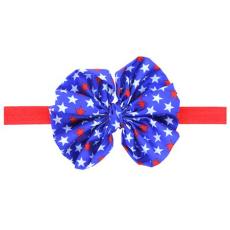 KABOER American Flag Headband, July 4th US Headscarf Patriotic Prop Party Promotional Items Independence Day Decoration Accessories Dress Up](Cheap Promotional Items)