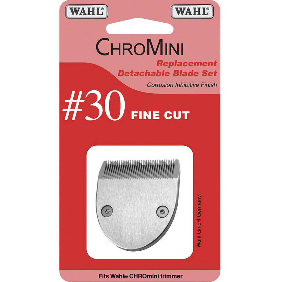 Wahl ChroMini Replacement Blade #30, Fine, Silver