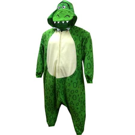 Disney Pixar Toy Story Rex Union Suit Costume Pajama